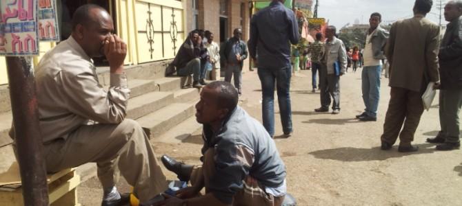 Addis Abeba – dzien pierwszy