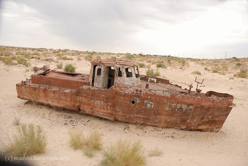Pustynia Aral-Kum