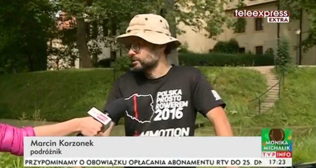 Polska Prosto 2016 w Teleexpress Extra, TVP Bydgoszcz i TVP Gdańsk