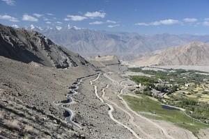 Indie, Ladakh, Dolina Nubry